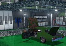 汽车修理工模拟2015游戏解说视频 我是汽车修理工