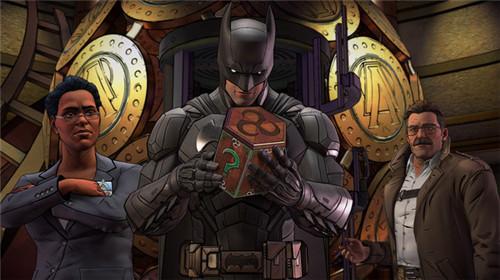 蝙蝠侠:内敌全剧情流程攻略视频解说第三期