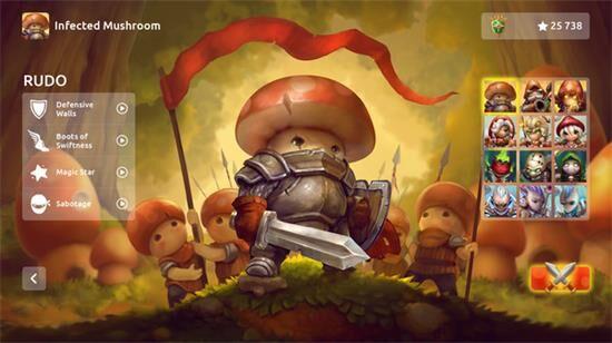 蘑菇战争2心得分享 蘑菇战争2常识性问题汇总