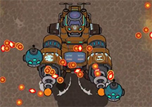 愤怒军团:重装游戏预告片赏析 国产飞行射击游戏