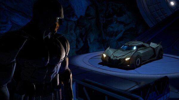 蝙蝠侠:故事版操作介绍 蝙蝠侠:故事版按键操作一览