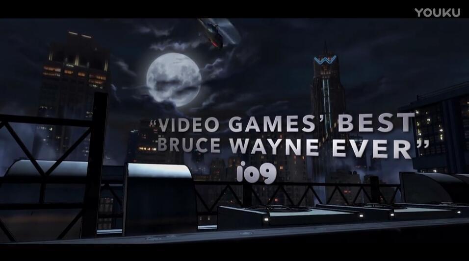 蝙蝠侠:故事版预告视频 蝙蝠侠:故事版游戏预告