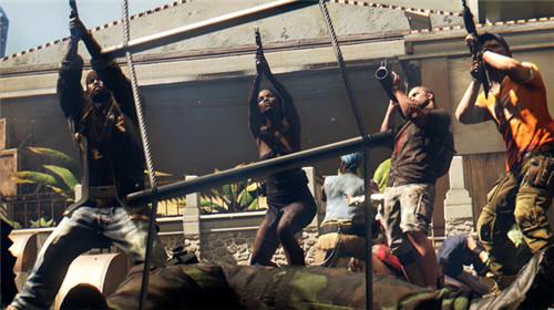 死亡岛:激流全流程攻略视频解说第四期