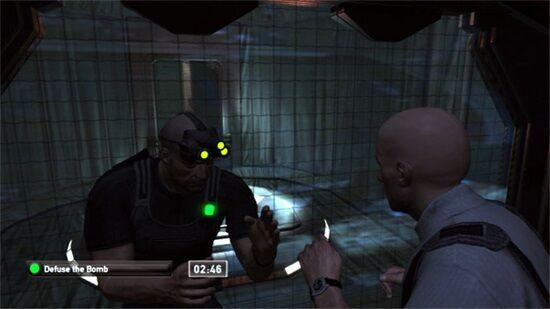 细胞分裂4:双重间谍流程攻略 细胞分裂4全任务攻略