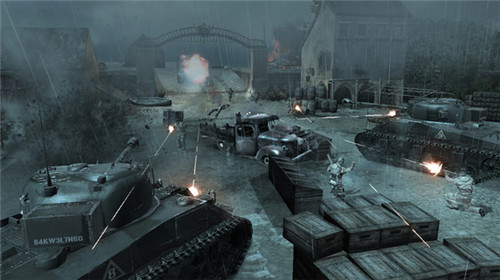 英雄连:抵抗前线试玩视频 游戏试玩解说视频