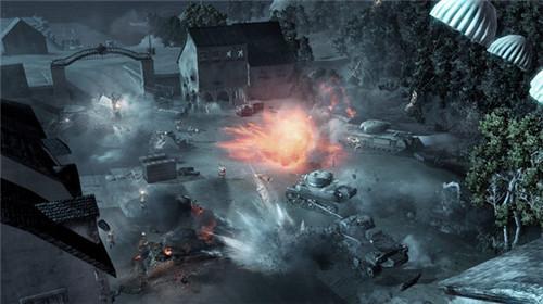 英雄连:抵抗前线剧情战役流程攻略视频解说第五期