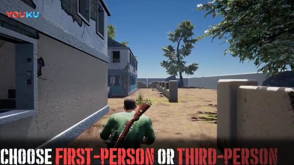 吃鸡模拟器宣传视频 吃鸡模拟器游戏宣传