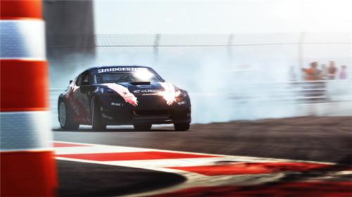 超级房车赛:赛车运动漂移实机视频