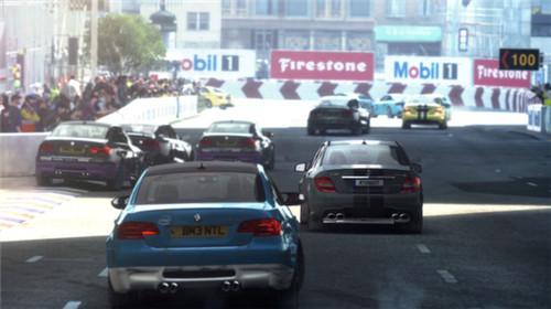 超级房车赛:赛车运动视频演示 游戏画面演示视频