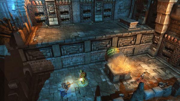 劳拉与光之守护者操作介绍 游戏按键操作一览