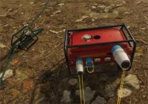 淘金热游戏玩法演示视频 我是一名专业的挖掘机技师