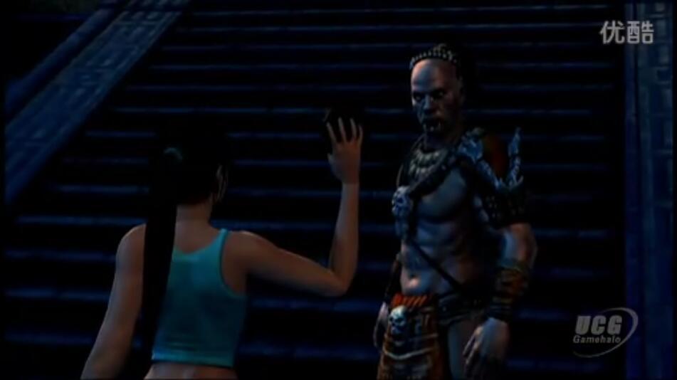 劳拉与光之守护者试玩视频 劳拉与光之守护者游戏试玩