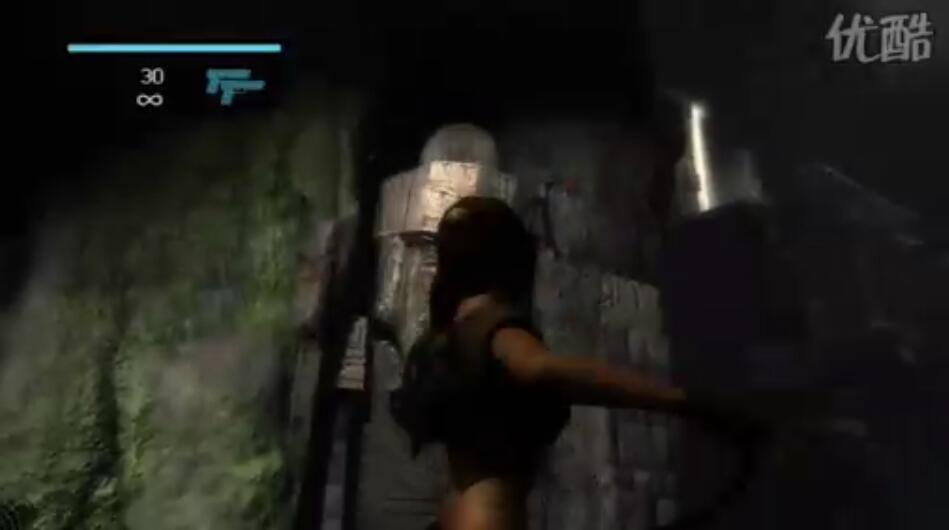 古墓丽影7:传奇宣传视频 古墓丽影7:传奇游戏宣传