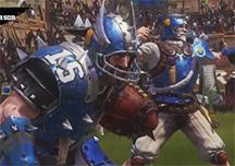 怒火橄榄球2实况试玩视频 巅峰人兽对决