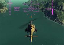 直升机突击实机演示视频 直升机突击好玩吗