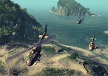 直升机突击玩法特色一览 游戏特色内容详解