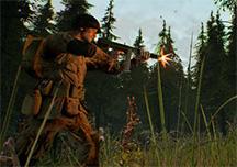 《军团1944》首批游戏截图公布 二战强大IP加持