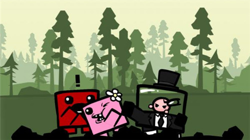 超级食肉男孩试玩视频 游戏试玩解说视频