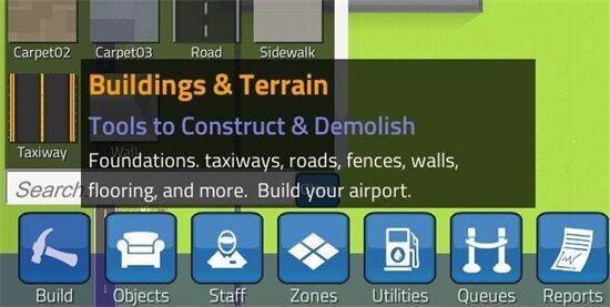 模拟机场按钮功能介绍 模拟机场按钮有什么用