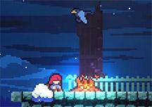 蔚蓝Celeste游戏预告片赏析 高难度像素过关游戏