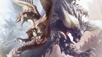 怪物猎人:世界试玩视频 怪物猎人:世界游戏试玩