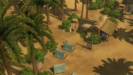 模拟人生3:世界冒险埃及篇指南 埃及篇怎么玩