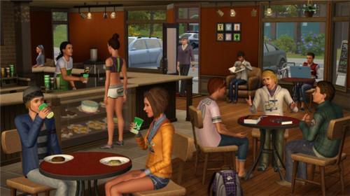 模拟人生3:大学生活试玩视频 游戏试玩解说视频