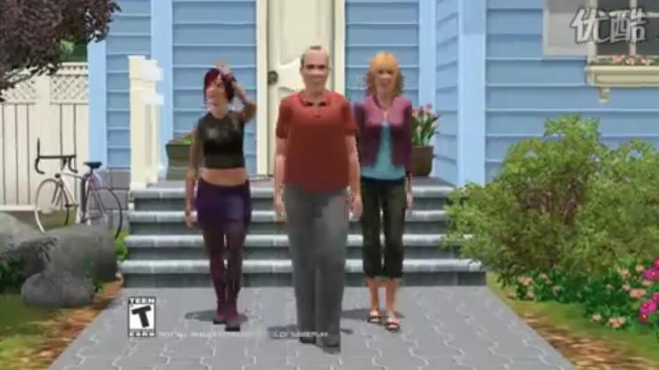 模拟人生3:世界冒险预告视频 世界冒险游戏预告