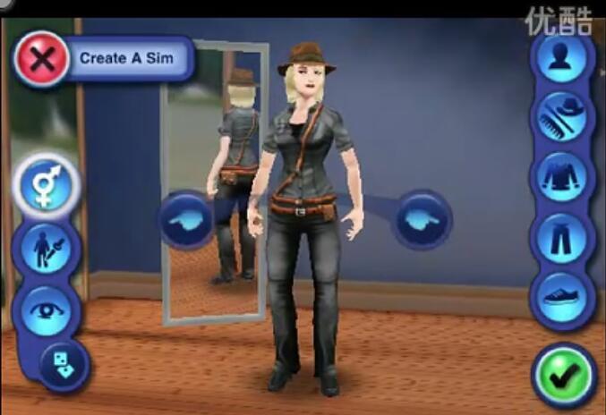 模拟人生3:世界冒险试玩视频 世界冒险游戏试玩