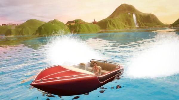 模拟人生3:岛屿天堂岛屿解锁方法 怎么解锁岛屿
