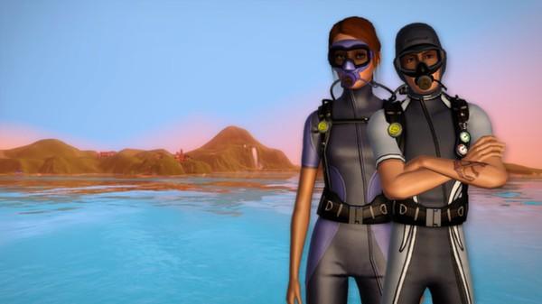 模拟人生3:岛屿天堂迷雾岛解锁方法 迷雾岛怎么解锁