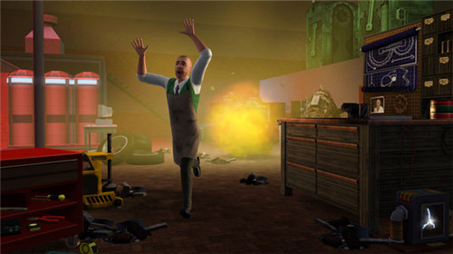 模拟人生3:野心视频影像 E3游戏影像视频