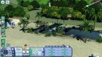 模拟人生3:岛屿天堂试玩解说第二期视频