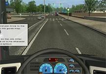 欧洲卡车模拟实机演示视频 欧洲卡车模拟怎么玩
