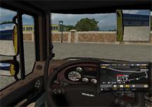 欧洲卡车模拟实况解说视频 欧洲卡车模拟好玩吗