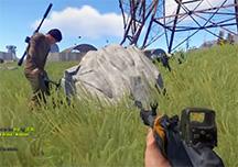 腐蚀Rust正式版实机演示视频 重返枪战服