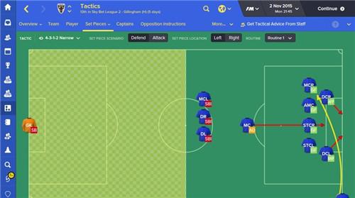 足球经理2016试玩视频 游戏试玩解说视频