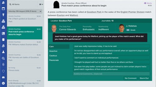 足球经理2017曼联流程攻略视频解说第三期