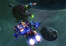 太空海盗和僵尸2实机演示视频 星际大乱斗