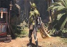 怪物猎人:世界武器装备及载具介绍视频