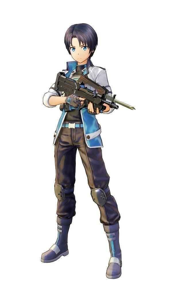 刀剑神域:夺命凶弹人物介绍 全角色一览