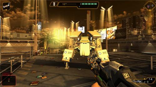 杀出重围:陨落试玩视频 游戏试玩解说视频