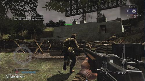 荣誉勋章:空降神兵试玩视频 游戏试玩解说视频