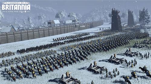 全面战争传奇:大不列颠王座预告片 游戏视频预告