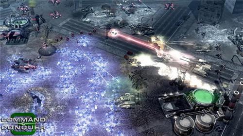 命令与征服3:泰伯利亚战争流程攻略视频解说第一期