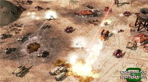 命令与征服3:泰伯利亚战争流程攻略视频解说第二期