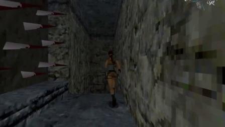古墓丽影2流程第一期 古墓丽影2第一期攻略视频