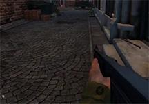 突袭:二战隐藏关卡攻略视频 恶魔画廊过关演示