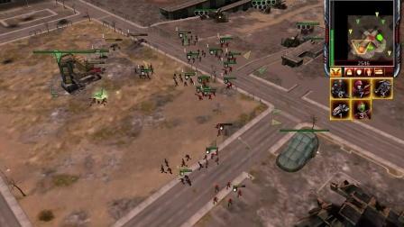 命令与征服3:凯恩之怒流程第一期 第一期攻略视频