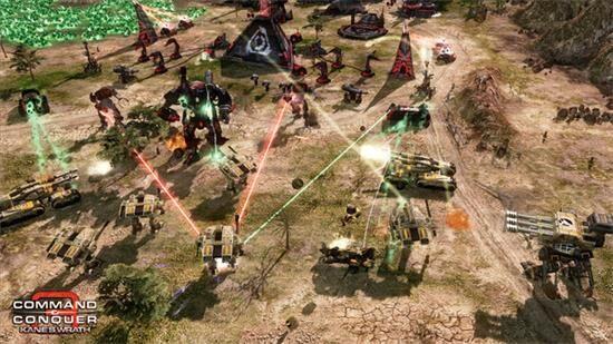 命令与征服3:凯恩之怒流程攻略 凯恩之怒全任务通关攻略